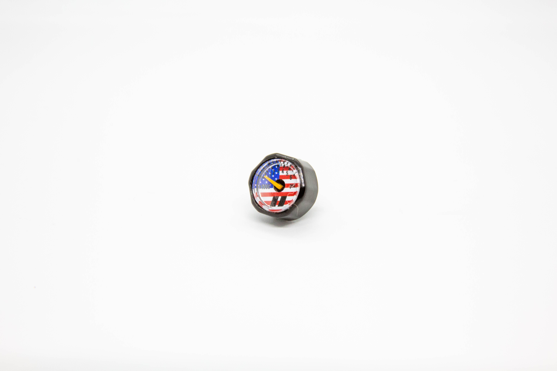 0-6K American Flag Gauge