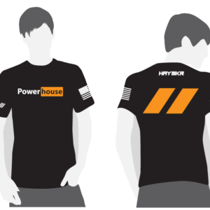 PornHub Designed Powerhouse Shirt